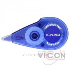 Корректор ленточный ECONOMIX, 8 м х 5 мм
