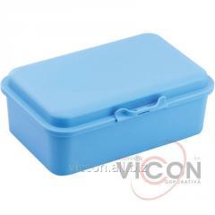 Ланч-бокс (контейнер для еды) ECONOMIX SNACK 750