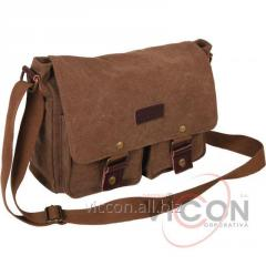 Мужская кожаная сумка-мессенджер Cabinet O97371