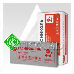 Экструдированный пенопласт XPS Carbon PROF