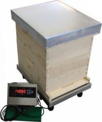 Электронные весы для ульев - 200 кг.