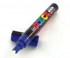 Маркер для метки маток POSCA синий 1 шт.