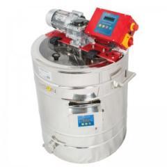 Оборудование для кремования и декристаллизации мёда 100 л, 220V