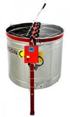 Медогонка 4-х кассетная Дадант Ø800, 220V или 12V - OPTIMA LINE