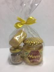 Подарочный набор эконом мёд акациевый