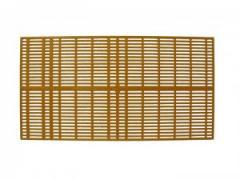 Разделительная решетка пластиковая 448x235 мм.