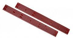 Решетка для пыльцы, узкая 390х40 мм.