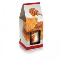 Декоративная упаковка для банки 315-370мл.