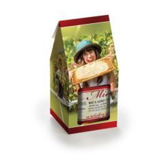 Декоративная упаковка для банки 200-220мл