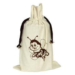 Эко сумка для 1 банки мёда