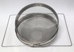 Фильтр для меда, Ø 200 мм. нержавейка