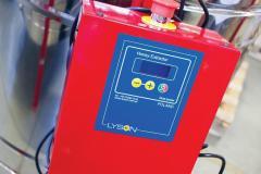 Блок управления 12V/220V для радиальных медогонок OPTIMA