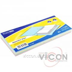 Разделители листов 240 х 105 мм Economix, картон