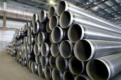 Сварные трубы для газопроводов