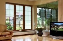 Okna. Metalowe i plastikowe okna PCV