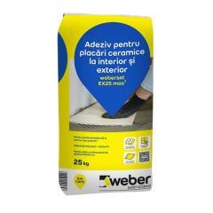 WEBER Клей Weberset EX25 max2 25 кг