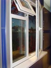 Окна и двери из ПВХ в Кишинев Молдова