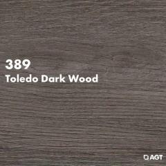 Панель 389 - Toledo Dark Wood (Mat)