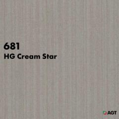 Панель 681 - HG Cream Star