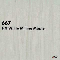 Панель 667 HG White Milling Maple