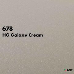Панель 678 - HG Galaxy Cream