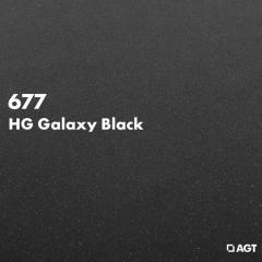 Панель 677 - HG Galaxy Black
