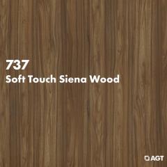 Панель 737 - Soft Touch Siena Wood (Mat)