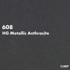 Панель 608 - HG Metallic Anthracite