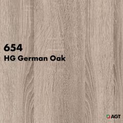 Панель 654 HG German Oak