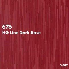 Панель 676 - HG Line Dark Rose