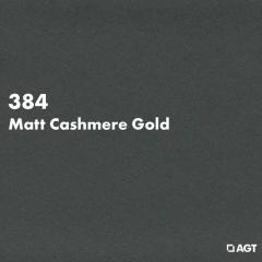Панель 384 - Matt Cashmere Gold