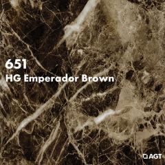 Панель 651 - HG Emperador Brown