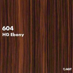 Панель 604 HG Ebony
