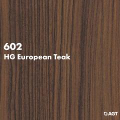 Панель 602 HG European Teak