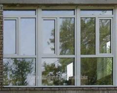 Алюминиевые строительные конструкции