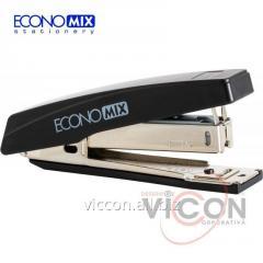 Степлер №10, до 15 листов, пластиковый корпус, ECONOMIX 40287