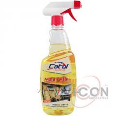 Жидкость для очистки кожи VERA PELLE, 750 мл