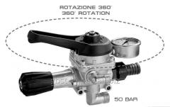 Регулятор (командоаппарат) Braglia M170 для опрыскивателей