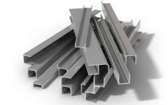 Алюминиевый соединительные профиль Н - образный