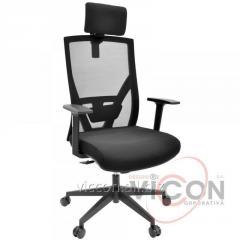 Офисное кресло RELAX Black
