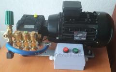 Электродвигатель Nicolini, для насосов высокого давления с встроеннаой эластичной муфтой