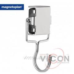 Крючок магнитный подвижный 1.5 kg Magnetoplan Magnetic Hook (16667)