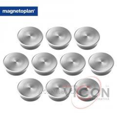 Магниты круглые мощные 12 kg Magnetoplan Discofix Forte Set (16630)
