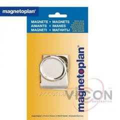 Магнит-клипса 52x52/0.13 Magnetoplan Magnetclip (16669)