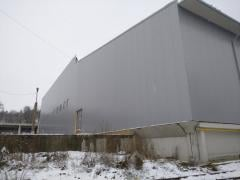 Sandwich panels - building sandwich panels
