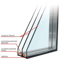 "Double-glazed windows in Moldova from ""GarantDesign"