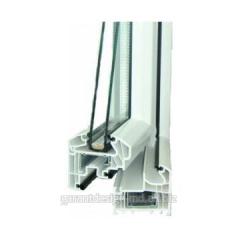 Окна из ПВХ + отделка откосов