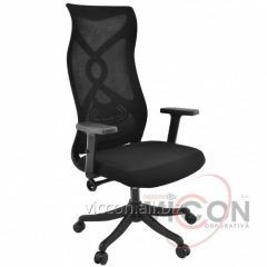 Офисное кресло FOREST BLACK