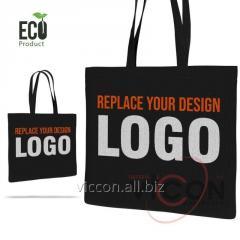 Эко-Сумки PROMO (печать LOGO на сумке)
