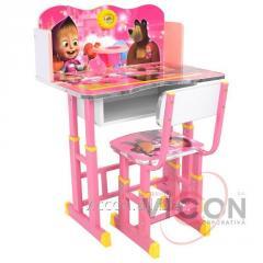 Набор детской мебели МАША и МЕДВЕДИ